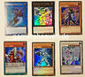Duel Power Set Alternativ Artwork 6 Karten NEU YU-GI-OH Ultra Rare Holos DUPO-DE