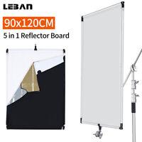 90x120cm Sun Scrim Aluminum Alloy Frame with 5in1 colour Diffuser Reflector