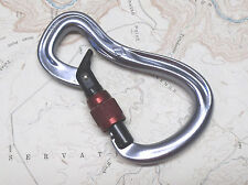 Black Diamond Gridlock Screwgate Carabiner Climbing Rock Trad Ice Biner