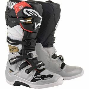 Alpinestars Tech 7 Enduro Drystar Waterproof Off Road Motorcycle Men Boots