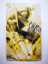 My Hero Academia Gekitotsu Heroes MHA carte bonus Card Edition limitée All Might