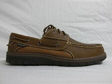 Eastland Size 12 M Exeter Peanut Leather Loafers New Mens Boat Shoes NWOB