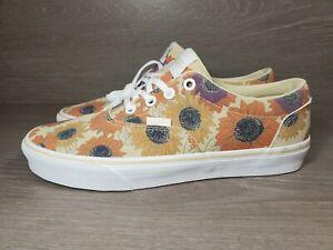 Vans Doheny Sneakers Floral Women's size 9 skate sneakers