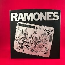 "THE RAMONES Do You Wanna Dance? 1978 UK 7"" vinyl Single EXCELLENT CONDITION 45"