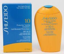 Shiseido Anti-Aging Suncare SPF 10 Emulsion Für Gesicht und Körper 150ml
