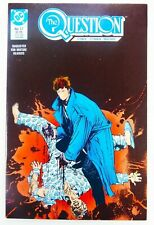 DC THE QUESTION (1988) #17 Key 1st RORSCHACH in CONTINUITY NM- (9.2) Ships FREE!