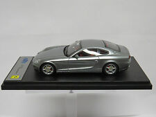 Ferrari 612 Scaglietti 2003 BBR 156E Titanium Silver 1/43