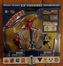2016 World Cup of Hockey NHL 2.5' Figure Starter 3 Pack Toews Bobrovsky Ekblad
