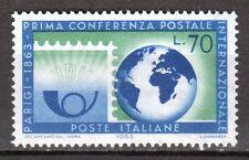 Italy - 1963 Postal conference centenary - Mi. 1144 MNH