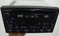 MERCURY Villager NISSAN Quest OEM Radio Tape Cassette CD Player RDS