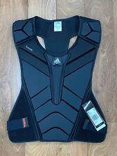 New! Adidas Eqt Beserker Lacrosse Goalie Chest Protector - Large