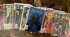 🔥🦇Detective Comics Batman Comic Lot(21 Comics)(DC Comics)🦇🔥