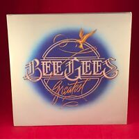 BEE GEES Greatest 1979 UK double vinyl LP EXCELLENT CONDITION hits best of