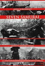 Seven Samurai Movie Poster 24in x36in