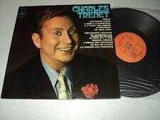 CHARLES TRENET 33 TOURS LP FRANCE FIDELE LA CHANCE AUX CHANSONS