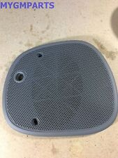 SONOMA S10 GRAY PASSENGER DASH SPEAKER GRILLE COVER 1998-2005 NEW OEM 15046446