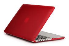 KMP FUNDA PROTECTORA / de portátil para Apple 15 pulgadas MacBook Pro Rojo /