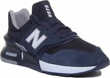 New Balance Ms997Hp Lace up Trainer EX DISPLAY In Navy UK Size 7.5