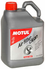 OFFERTA MOTUL AIR FILTER CLEAN DA 5 LITRI PULITORE FILTRO ARIA CROSS ENDURO QUAD