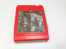 The BYRDS Byrdmaniax 3x 8 EIGHT Track Tape 1971 RED