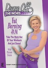 Dance Off The Inches - Fat Burning Jam (DVD, 2007)