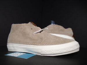 VANS TH CHUKKA NOMAD LOW TAKA HAYASHI PREMIUM SUEDE PONY HAIR VN0A2Y34KCQ DS 9.5