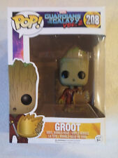 Funko pop Groot Guardians of the Galaxy vol.2 Marvel Limited  # 208