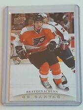 C177 Brayden Schenn - Canvas - UD 2011-12 Series 2 Two - Upper Deck