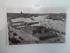 GOTEBORG.  Hamnen Med Tullhuset  Vintage Postcard Franked+Stamped 1951    §A2962