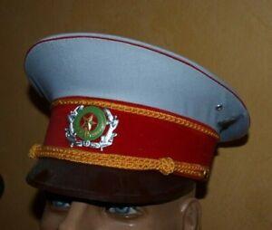 Polizei Mütze Helm Hut Police Cap Badge Abzeichen Vietnam