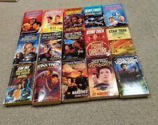 STAR TREK lot of 15 paperbacks