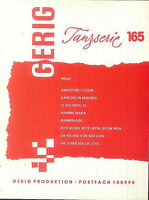 GERIG - Tanzserie 165