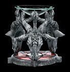 Duftlampe - Baphomet Pentagramm - Nemesis Now Duft Aroma Gothic