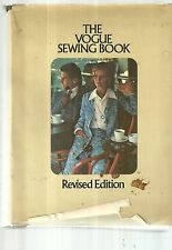 Vogue Sewing Book 1973 Vintage