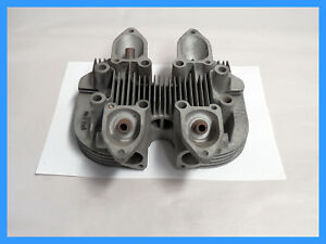 TRIUMPH PRE-UNIT ALLOY CYLINDER HEAD. NUMBER ON HEAD E2679