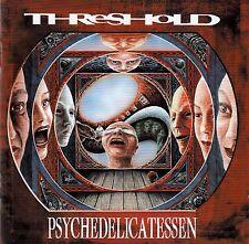 Threshold: psychedelicatessen/2 CD-Set (InsideOut Music iomcd 084)