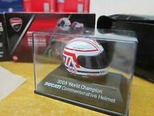 GRANI & PARTNERS - DUCATI Commemorative Helmet - Scale 1/8 - Mini Helmet