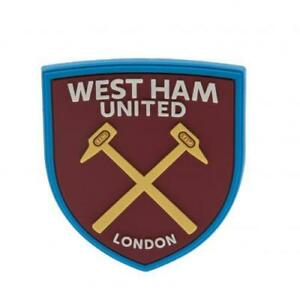 West Ham United FC 3D Club Crest Fridge Magnet - Authentic EPL