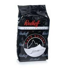 Westhoff Cafe Suisse Kaffeekultur Cafe Classic 8 x 1kg Coffee Total Beans