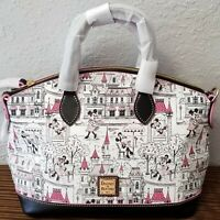 *Actual Bag* 2020 Disney Parks Dooney & Bourke Minnie Mouse Satchel Bag Purse