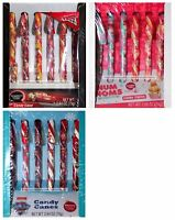 FRANKFORD 6pc Box CHARACTER CANDY CANES Flavored HOLIDAY Exp. 7/20 *YOU CHOOSE*