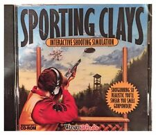 Sporting Clays Pc Brand New Sealed Free US Shipping Nice XP
