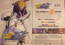 Dragon Ball Z Kai: Season 3 (4-disc set dvd)