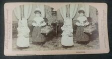Figures/Portraits Collectable Antique Stereoviews (Pre-1940)