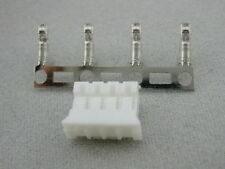 5 sets JST PHR-4 HOUSING (4WAY, 2.0 MM) with crimp contact SPH-002T-P0.5S