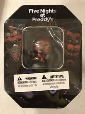 Five Nights At Freddy's Collectors Tin With Dog Tag And More, Figure May Vary.