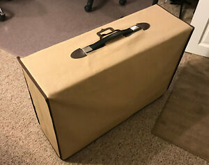 "Sears Silvertone 1484 Twin Twelve - 2 X 12""  Tube Guitar Amp - Nice! (See Pics)"
