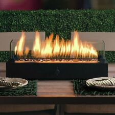 """Bond 20"""" Outdoor Tabletop Gas Fire Pit Table Top Propane Fireplace Heater New"""