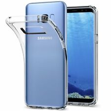 """Custodia Spigen in TPU Trasparente per Samsung Galaxy s8 da 5.8"""""""