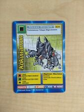 Kokuwamon MP-64 Rare French Digimon Card From Mega Pack